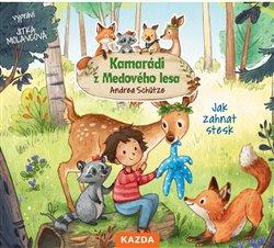 Obálka titulu Kamarádi z Medového lesa 1 - Jak zahnat stesk