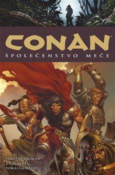 Obálka titulu Conan 9: Společenstvo meče