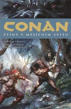 Obálka titulu Conan 10: Stíny v měsíčním svitu