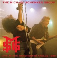 Live At The  Manchester APOLLO 1980