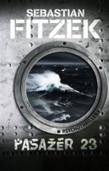 Obálka titulu Pasažér 23 – Psychothriller