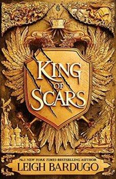 Obálka titulu King of Scars