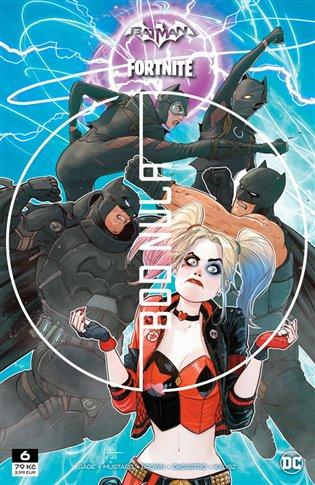 Batman / Fortnite: Bod nula 6