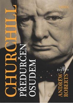Obálka titulu Churchill - výzva osudu