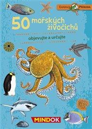 Expedice příroda: 50 mořských živočichů