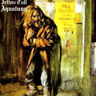 Aqualung. Clear vinyl album