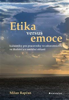 Obálka titulu Etika versus emoce