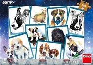 Puzzle pes Gump 500 dílků