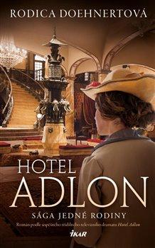 Obálka titulu Hotel Adlon