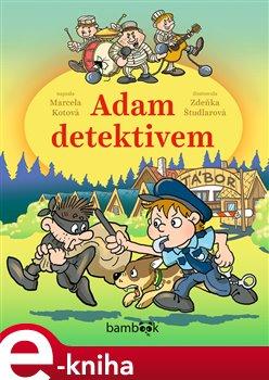 Obálka titulu Adam detektivem