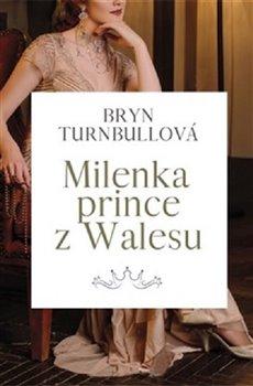 Obálka titulu Milenka prince z Walesu