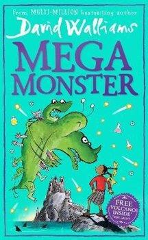 Obálka titulu Megamonster
