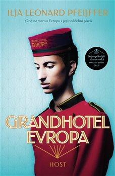 Obálka titulu Grandhotel Evropa