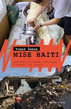 Obálka titulu Mise Haiti