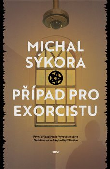 Obálka titulu Případ pro exorcistu