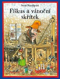 Obálka titulu Fiškus a vánoční skřítek