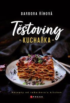 Obálka titulu Těstoviny - kuchařka