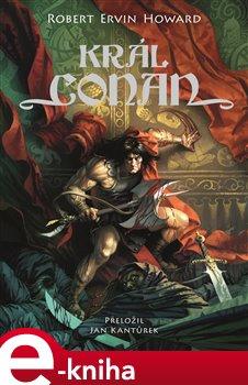 Obálka titulu Král Conan