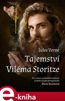 Obálka titulu Tajemství Viléma Storitze