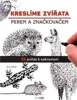 Obálka titulu Kreslíme zvířata