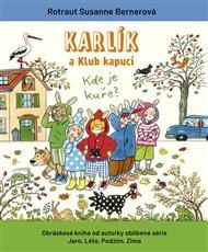 Karlík a Klub kapucí