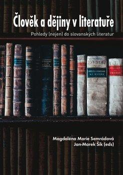 Obálka titulu Člověk a dějiny v literatuře