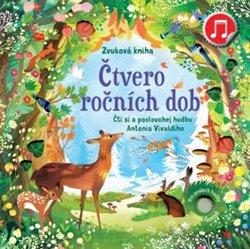 Obálka titulu Čtvero ročních dob - zvuková kniha