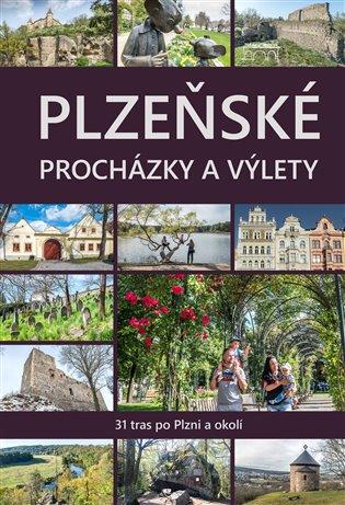 kol. – Plzeňské procházky a výlety, 31 tras po Plzni