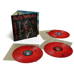 Obálka titulu Senjutsu - Indies (Red & Black Vinyl)