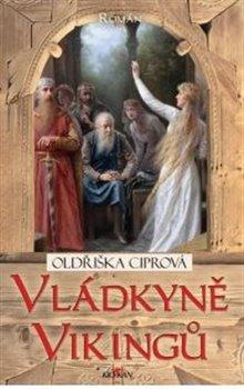 Obálka titulu Vládkyně Vikingů