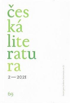 Obálka titulu Česká literatura 2/2021