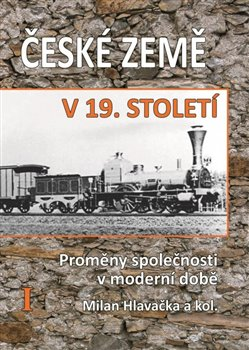 Obálka titulu České země v 19. století I.