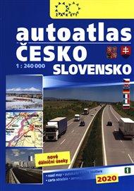 Autoatlas Česko Slovensko A4 /1:240 000/