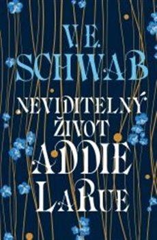 Obálka titulu Neviditelný život Addie LaRue