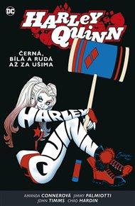 Harley Quinn 6: Černá, bílá a rudá až za ušima