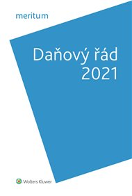 Meritum Daňový řád 2021