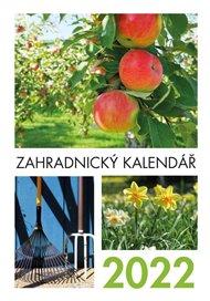 Zahradnický kalendář 2022 – průvodce na celý rok