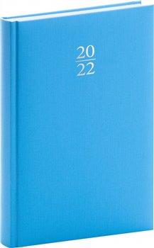 Denní diář Capys 2022, světle modrý