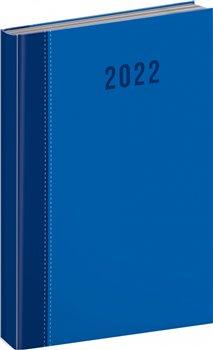 Denní diář Cambio Classic 2022, modrý