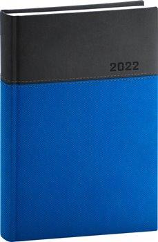 Denní diář Dado 2022, modročerný