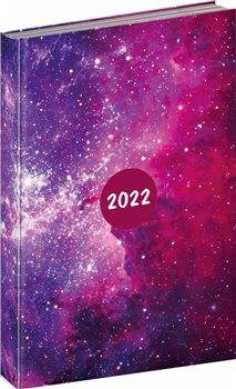 Denní diář Cambio Fun 2022, Galaxy