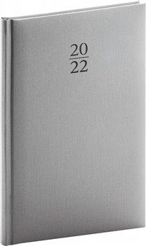 Týdenní diář Capys 2022, stříbrný