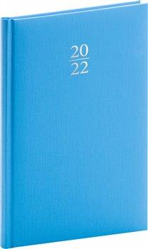 Týdenní diář Capys 2022, světle modrý