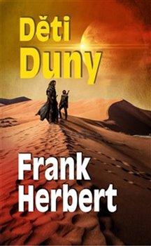 Obálka titulu Děti Duny