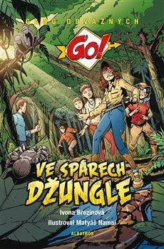 Obálka titulu Ve spárech džungle