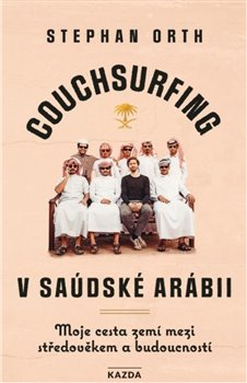 Obálka titulu Couchsurfing v Saudské Arábii