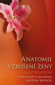 Obálka titulu Anatomie vzrušení ženy