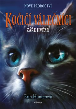 Obálka titulu Kočičí válečníci: Nové proroctví (4) - Záře hvězd