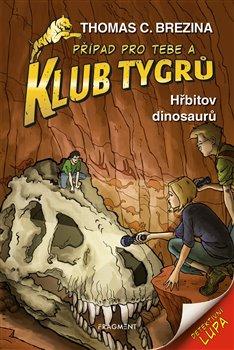 Obálka titulu Klub Tygrů - Hřbitov dinosaurů