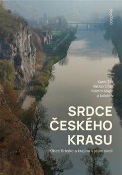 Obálka titulu Srdce Českého krasu